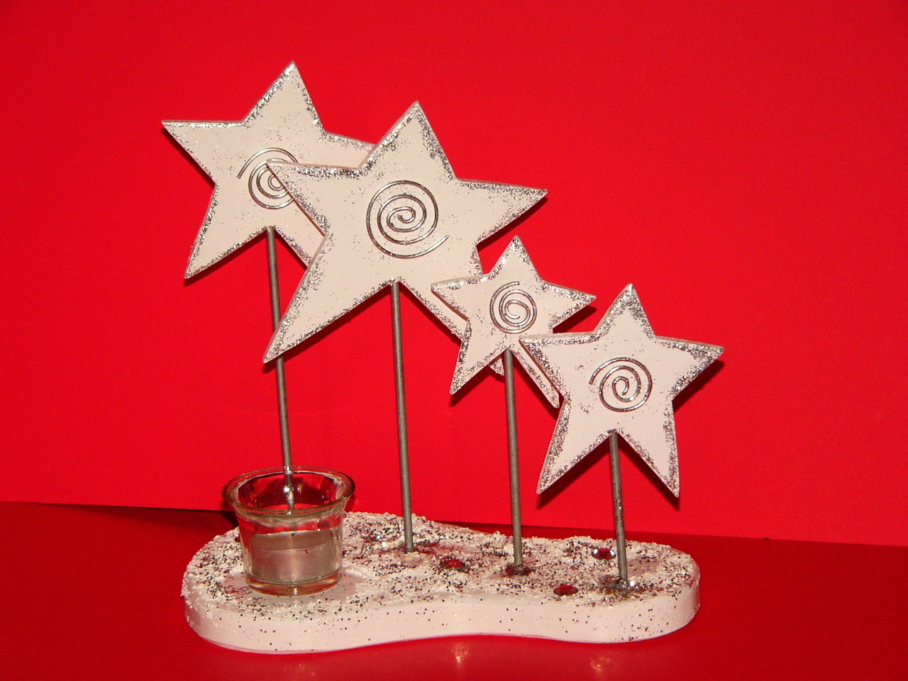 Weihnachtsdeko festliche und g nstig sternenzauber for Festliche weihnachtsdeko